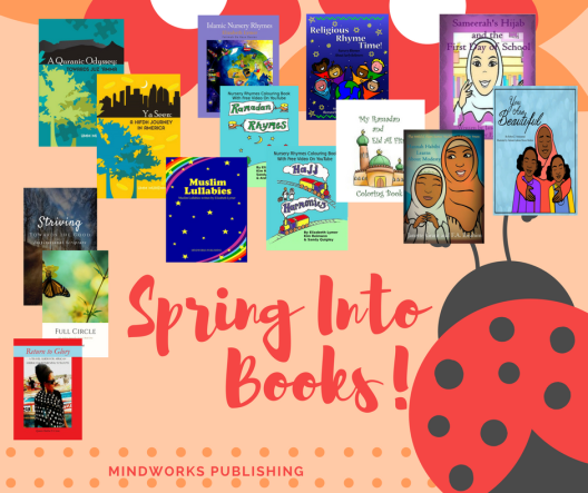 Spring Into Books! (2)