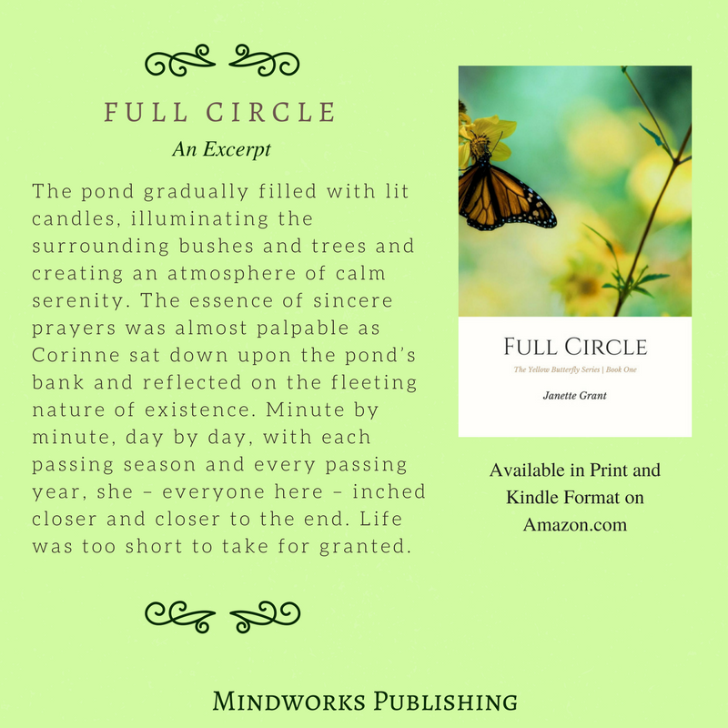 An Excerpt from Full Circle